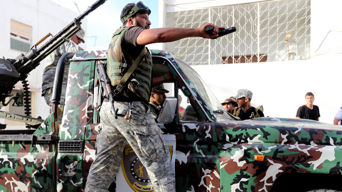 AFP Photo / Mahmud Turkia