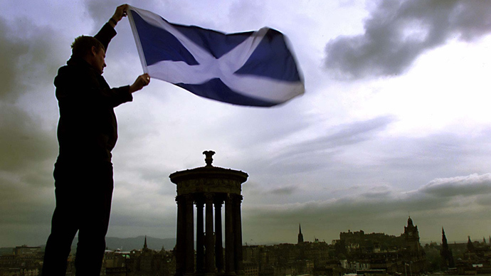 Scotland's proposed independence 'is without independence'