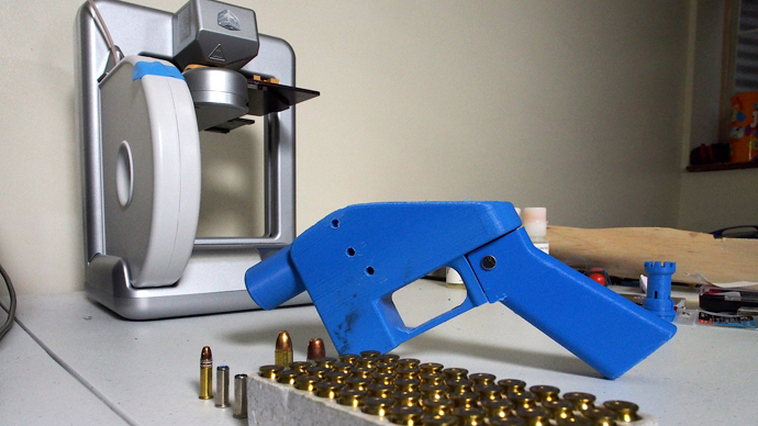 Consumer safety is key issue in 3D printing, but no point banning it