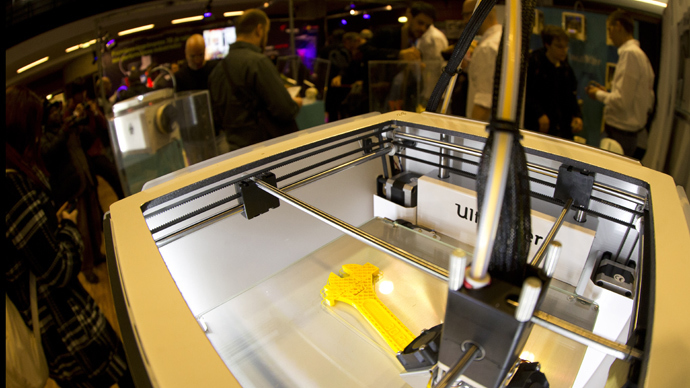 3D printing to provoke a new twist in American gun control