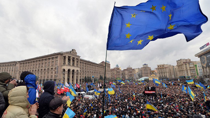 EU's bid for Ukraine is really Washington acting through 'cat's paw of Brussels'