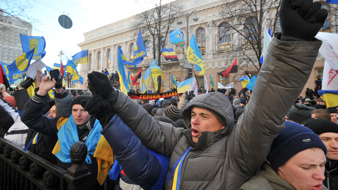 'Despite rumors of a coup, another Orange revolution in Ukraine is unlikely'