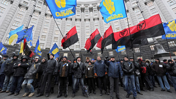 ​Ukraine protests: 'Pros and cons of EU deal not evaluated, just emotions'