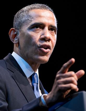 US President Barack Obama (AFP Photo / Brendan Smialovsky)