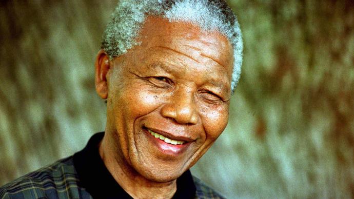 Nelson Mandela (Reuters)