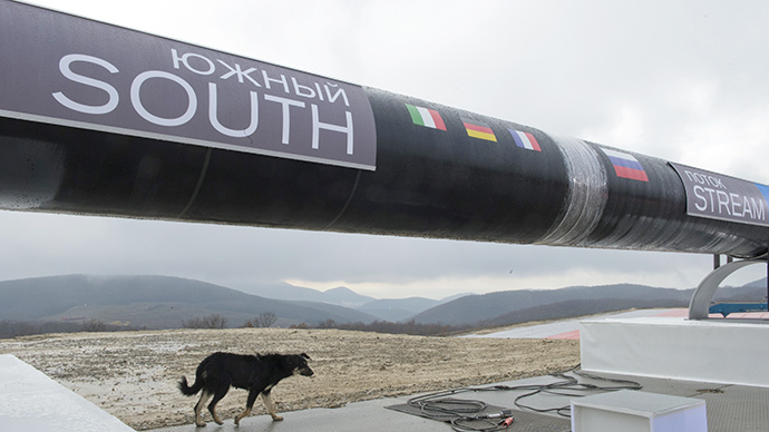 South Stream: EU gas or a lot of hot air?