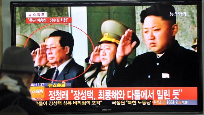 Perestroika in reverse? High-profile purge hints at N. Korea reform rift