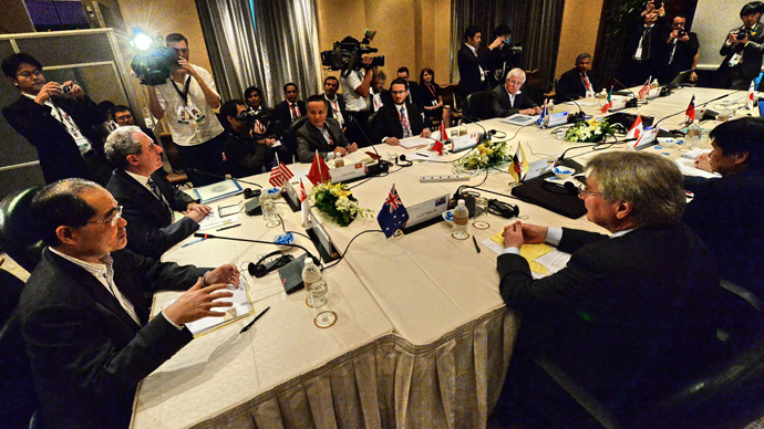 Copyright vs free speech: TPP will take away basic rights if ratified