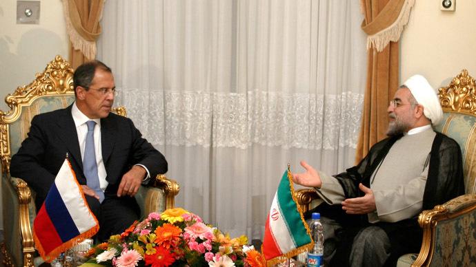 Lavrov's Iran visit: Building on Geneva nuclear agreement