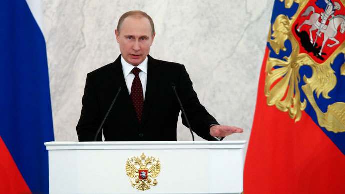 What Putin did and didn't say in his annual address