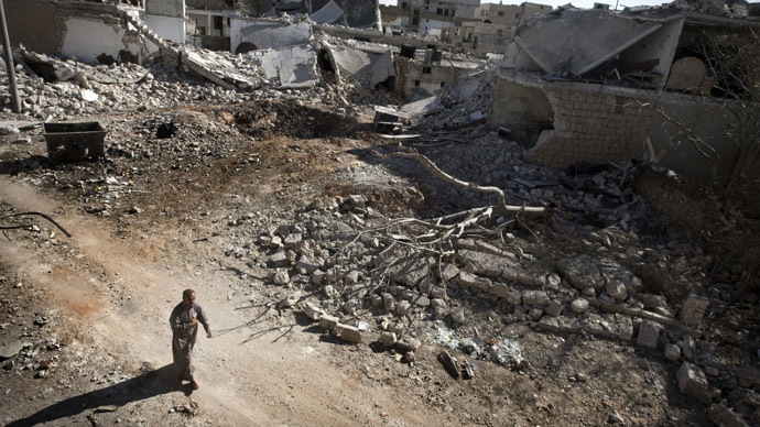 Successful Syria peace talks possible only with no Western influence