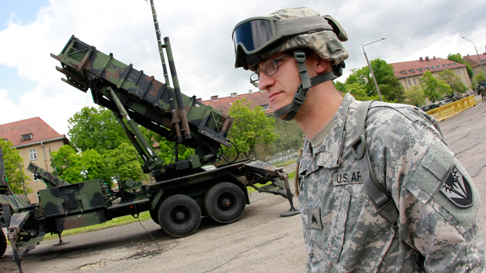 Who's the bully? American anti-missile system more about attack than defense