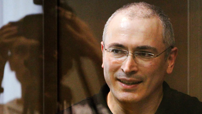 Why did Putin decide to release Khodorkovsky now?