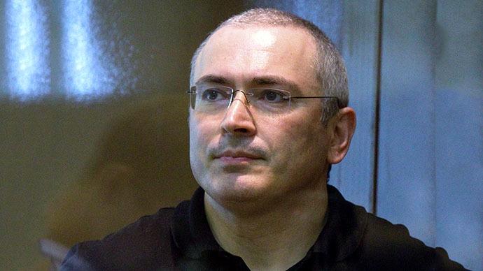 Khodorkovsky not Mandela, more like 'another Berezovsky?'