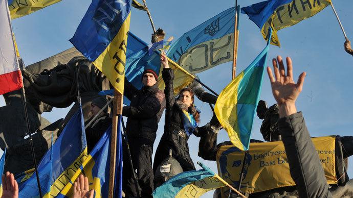 The battle for Ukraine