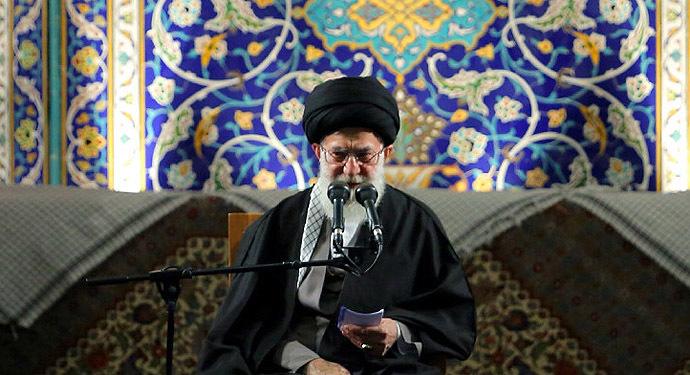 Iran's supreme leader, Ayatollah Ali Khamenei (AFP Photo)