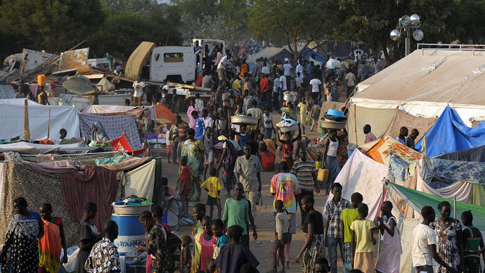 Who is to blame for the crisis in South Sudan?