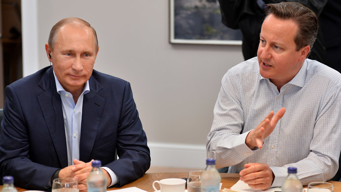 Russia, UK kept up a positive momentum in 2013