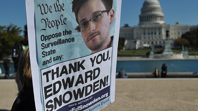 ​Privacy as last line of defense: Snowden's revelations changed the world in 2013