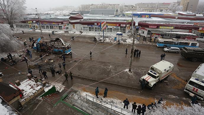 West should drop 'inconsistent approach' to terrorism after Volgograd bombings