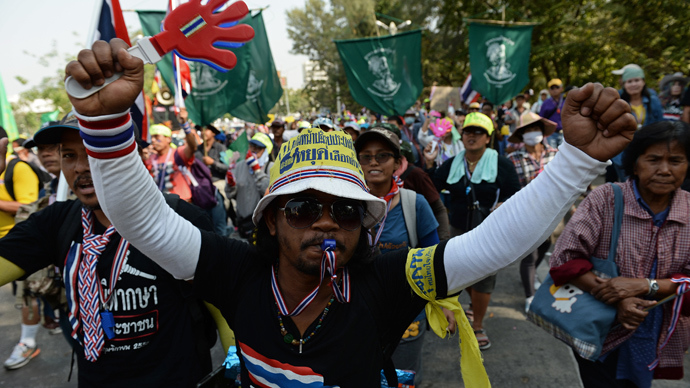 Thailand's political crisis: The inside story