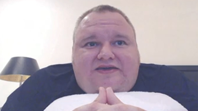 Kim Dotcom on TPP: Hollywood trying to control web, totally censor it