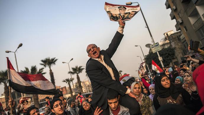 'Egypt's draft constitution represents interests of Mubarak's defunct regime'