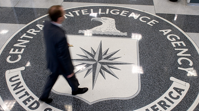 Does God work for the CIA?