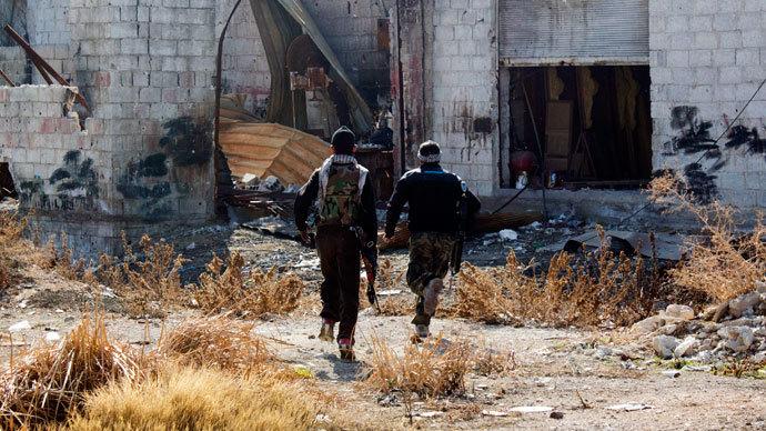 West would rather accept known 'devil Assad' than possible 'jihadists regime'