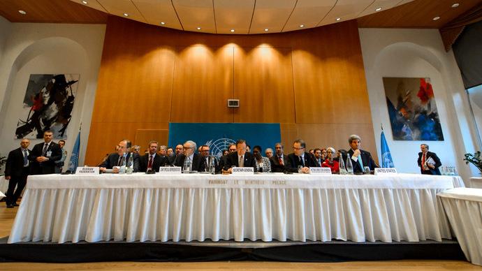 Syria and the Geneva 2 charade