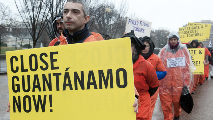 Gitmo saga: 'The US is about freedom, not about holding people without charge'