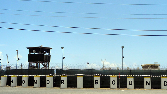 The US Naval Base in Guantanamo Bay (AFP Photo)