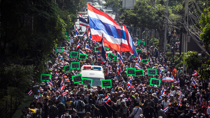 Occupy Bangkok's quest to de-Thaksinize Thailand