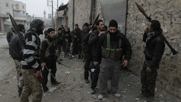 Syrian opposition, the US attempt 'to scrap Geneva 2 talks and make them meaningless'