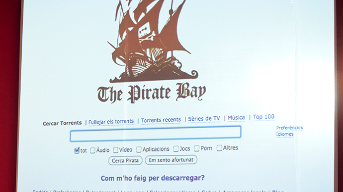 Walk the plank, copyright middlemen: Long live The Pirate Bay!