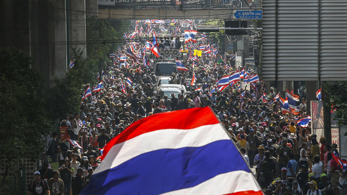 Thailand's political crisis: Time up for Thaksin?