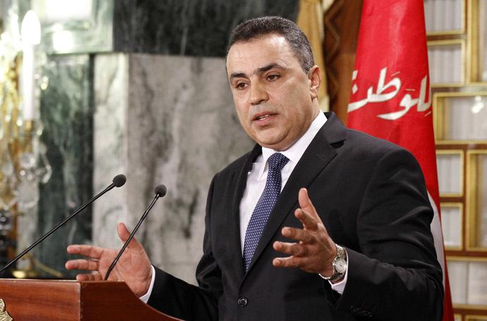 Tunisia's Prime Minister Mehdi Jomaa (Reuters)