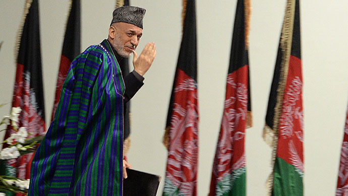 Security pact snag: 'Afghan government can't afford to let the US lead the scene'