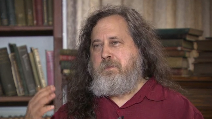 Stallman: 'We've got to limit surveillance to keep democracy'