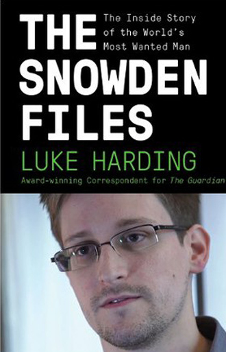 Cover of the book The Snowden Files by Luke Harding