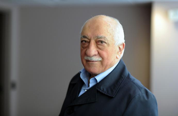 Fethullah Gulen (AFP Photo / Zaman Daily / Selahattin Sevi)