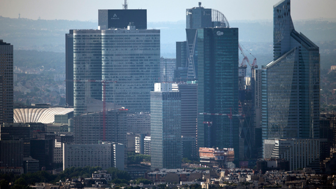 Foreign investors ditching France for Russia
