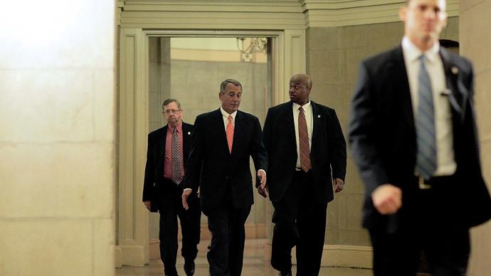 American Hustle: The debt ceiling version