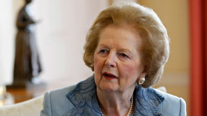 The Iron Lady may be no more, but her poisonous free-market legacy lives on