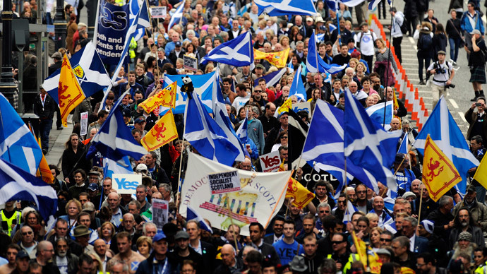 ​Campaign for Scottish independence vulnerable to Westminster and Brussels
