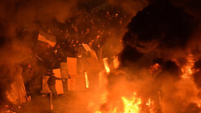US, EU are 'neck deep' in plan to see pro-Western regime change in Ukraine
