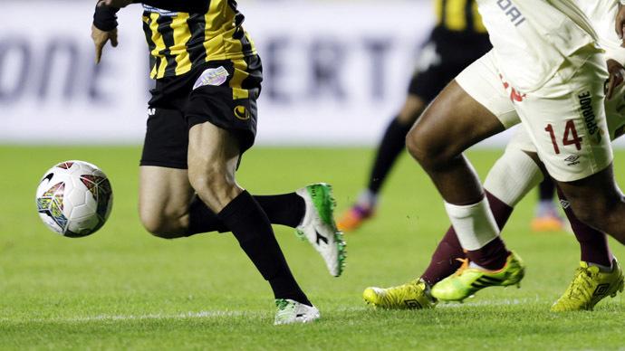 Racism in football racks up new victim: Latin America