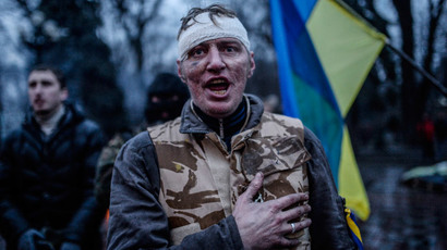 EU writes Ukraine's eulogy