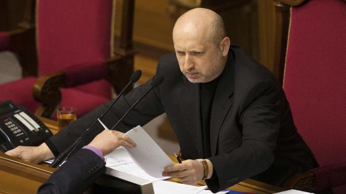 'US, EU staged classic regime change in Ukraine'