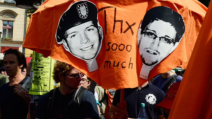 ​Post-WikiLeaks, Manning, Snowden world brighter for freedom fighters